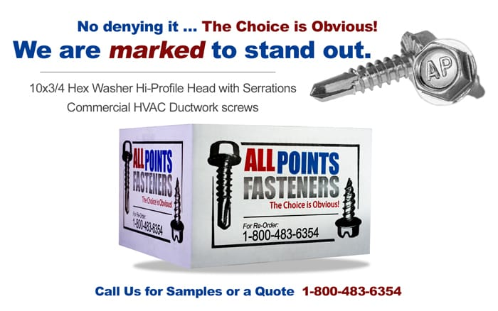 All points fastener call us