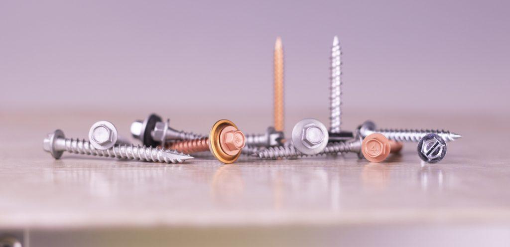 gutter instillation zip screws
