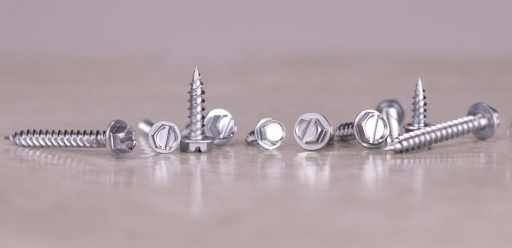 hwh zip self piercing screw index