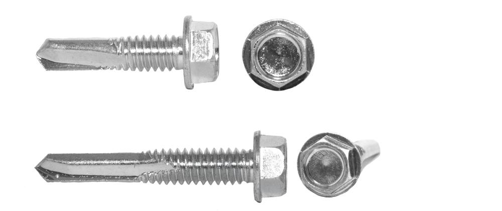 TEK 4-5 point screws