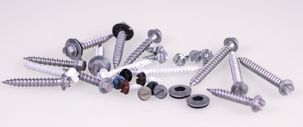 gutter zip screws designer screws