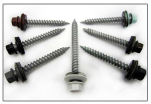 polebarn screws painted quarter silver ceramic painted neo screw