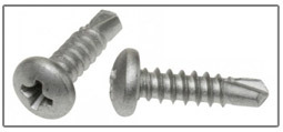 phillips pan head tek screw