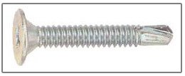 phillips wafer head tek screw