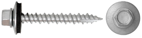 polebarn screws indented hex washer head hi/lo