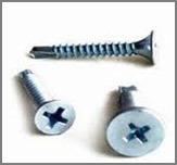self drilling flathead phillips screw