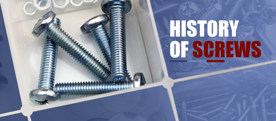 history of screws