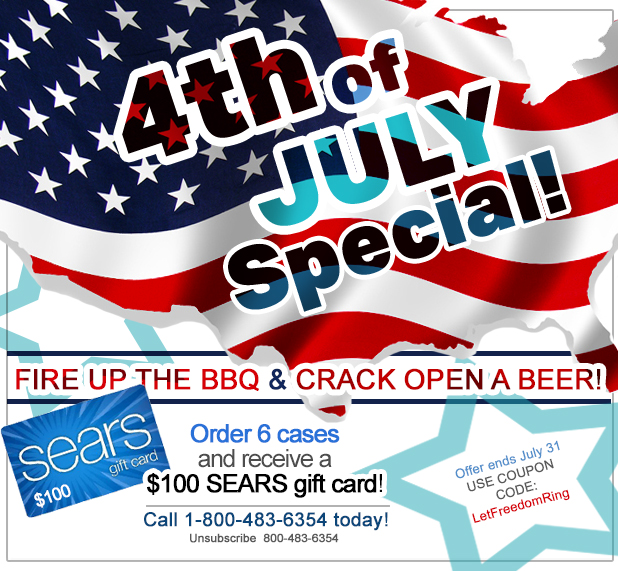 4th of July Fastener Special