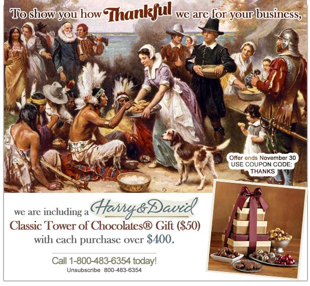 Thanksgiving Fastener Special